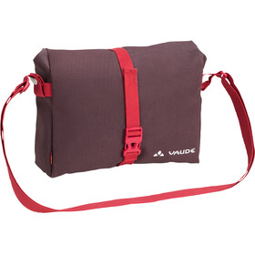 VAUDE ShopAir Box Fietstas rood